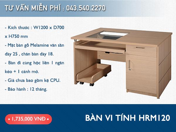 Bàn vi tính HRM120