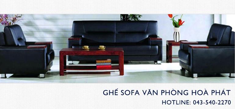 Sofa văn phòng Hòa Phát