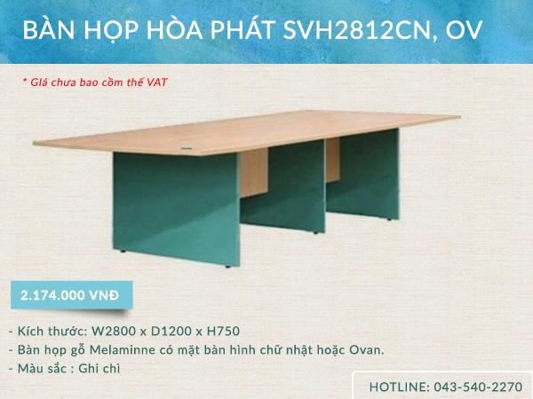 Mẫu bàn SVH2812CN, OV