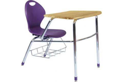 Bộ bàn ghế liền