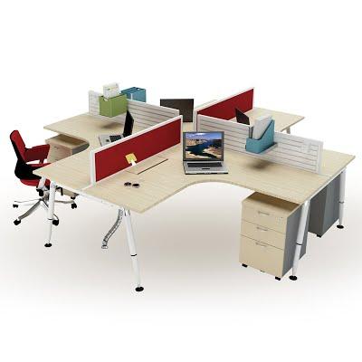 Tư vấn chọn bàn làm việc phù hợp diện tích văn phòng