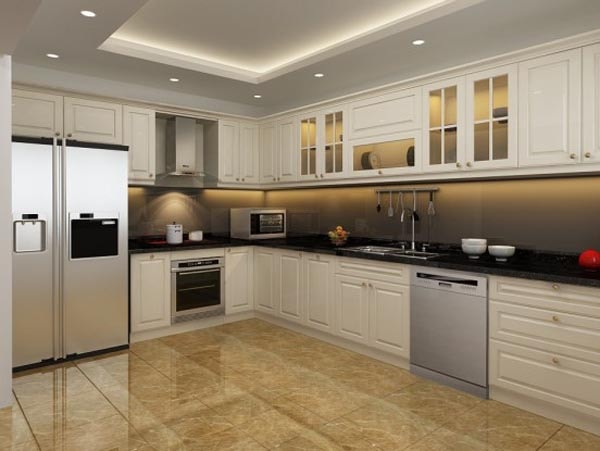 Lấy công năng làm nền tảng để lựa chọn thiết kế tủ bếp