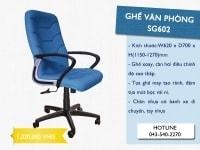 Các mẫu ghế xoay văn phòng phù hợp với trưởng phòng