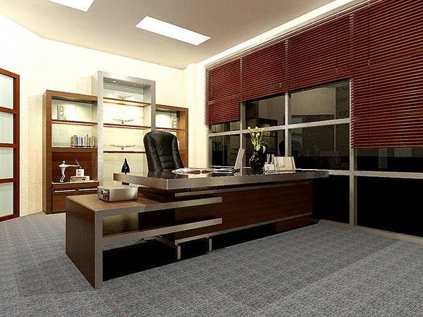 Lựa chọn và bài trí nội thất văn phòng công sở đem lại nhiều tài lộc