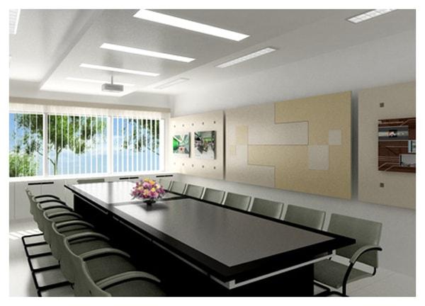 Bài trí phòng họp