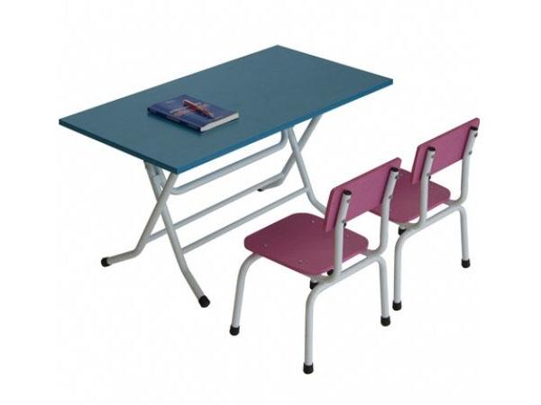 Các kiểu bàn ghế mẫu giáo Hòa Phát được ưa chuộng nhất