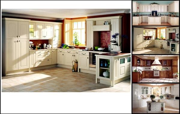 Chọn hướng đặt bếp và bồn rửa
