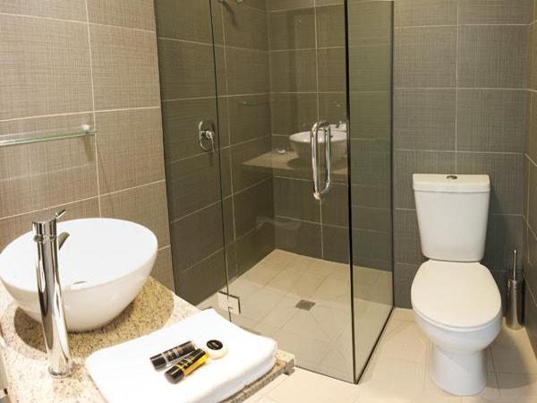 Chú ý vị trí khu vực nhà tắm, nhà vệ sinh