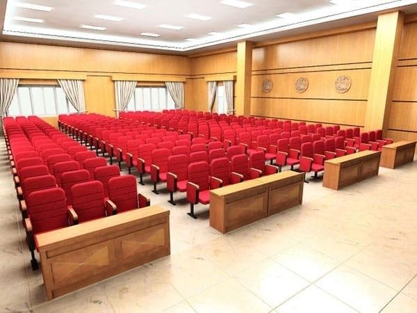 Ưu nhược điểm của ghế hội trường Hòa Phát 1