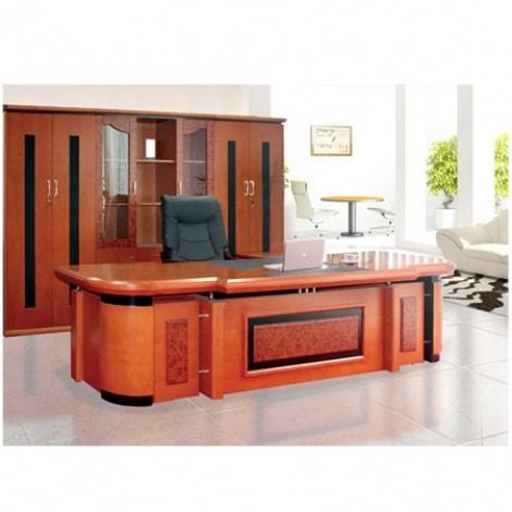 Đặc điểm cơ bản của bộ bàn tủ giám đôc Hòa Phát DT3212V7