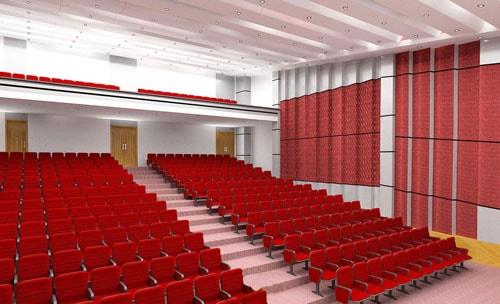 Đánh giá ưu nhược điểm của ghế hội trường Hòa Phát
