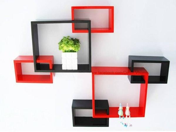 Kệ góc Hòa Phát giúp hóa giải góc chết trong nhà