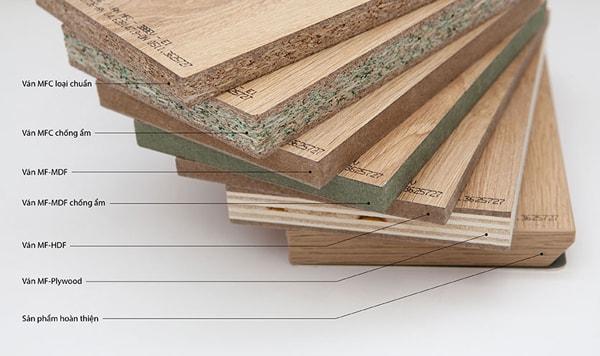 Tất tần tật những câu hỏi về gỗ công nghiệp