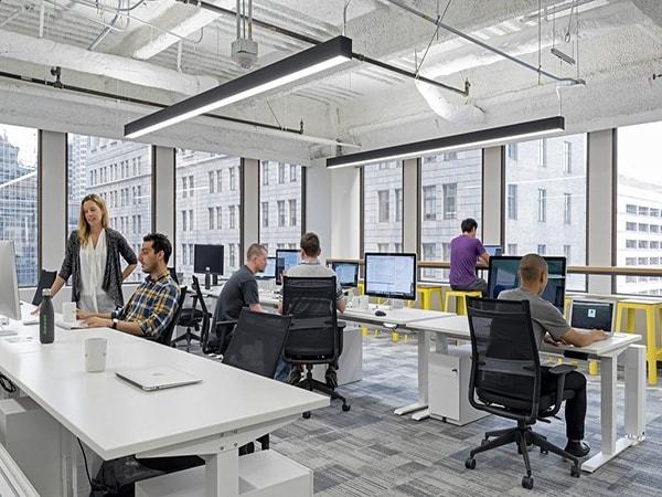 Lưu ý trong thiết kế nội thất văn phòng cho doanh nghiệp phát tài