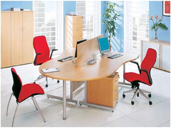 Những mẫu ghế xoay Hòa Phát màu đỏ ưa chuộng hiện nay