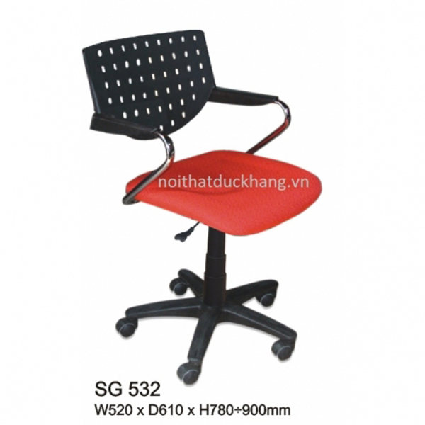Ghế xoay nhân viên Hòa Phát SG532