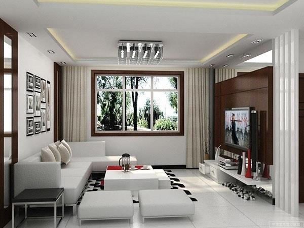 Nên chọn loại sofa phòng khách nào cho nhà chung cư?