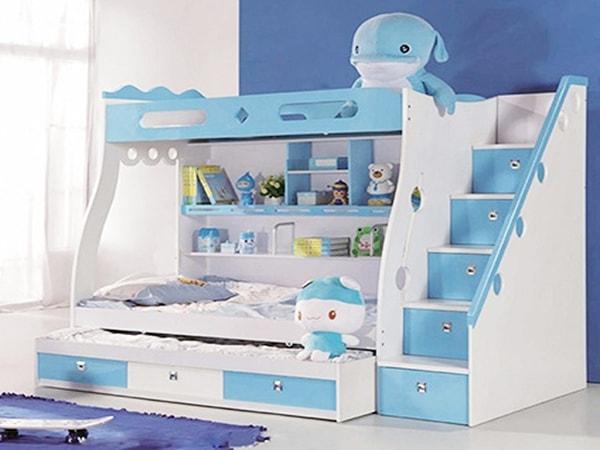 Lý do khiến giường tầng trẻ em ngày càng được ưa chuộng