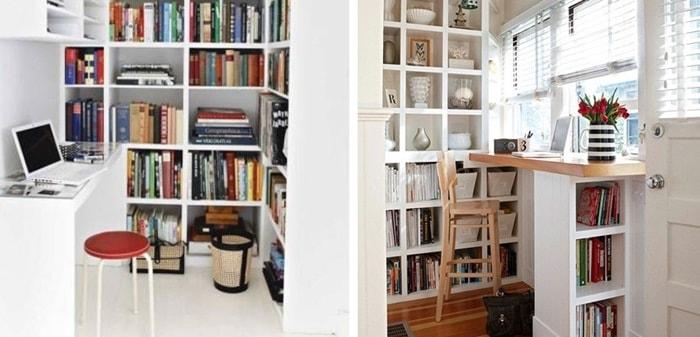 Gợi ý 13 kiểu bài trí góc làm việc cho nhà nhỏ