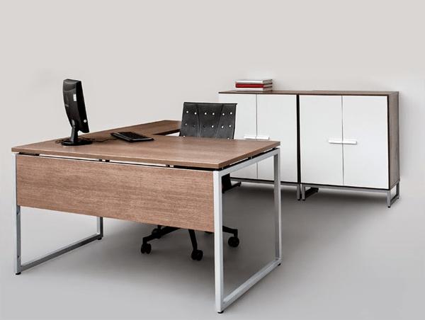 Nên chọn bàn giám đốc gỗ nhập khẩu bề mặt Veneer hay Lamilate?