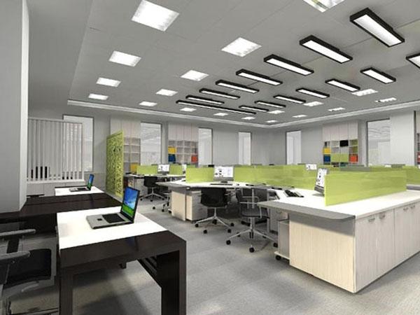 Ánh sáng cho văn phòng làm việc đúng tiêu chuẩn là bao nhiêu?