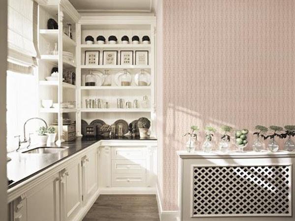 Cách thiết kế nội thất giúp bếp nhỏ không bị chật chội