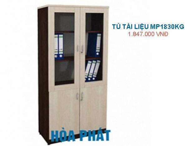 Tủ tài liệu gỗ Hòa Phát MP1830KG