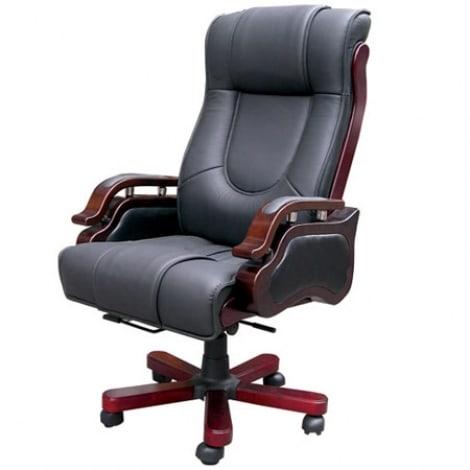 Ghế da giám đốc Hòa Phát TQ01