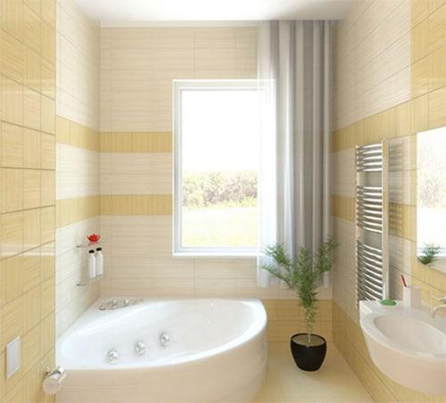 Cách bố trí các mẫu nhà vệ sinh nhỏ đẹp và hiện đại