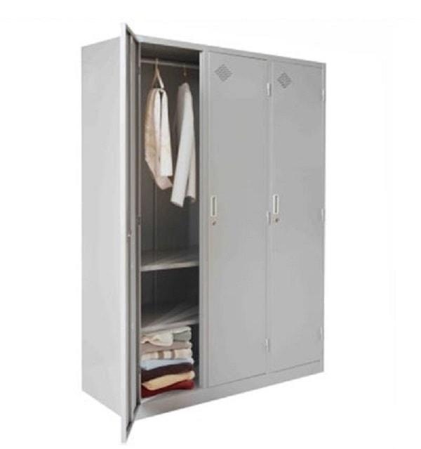 Nội thất Hòa Phát cho ra đời nhiều mẫu tủ đáp ứng nhu cầu của người sử dụng