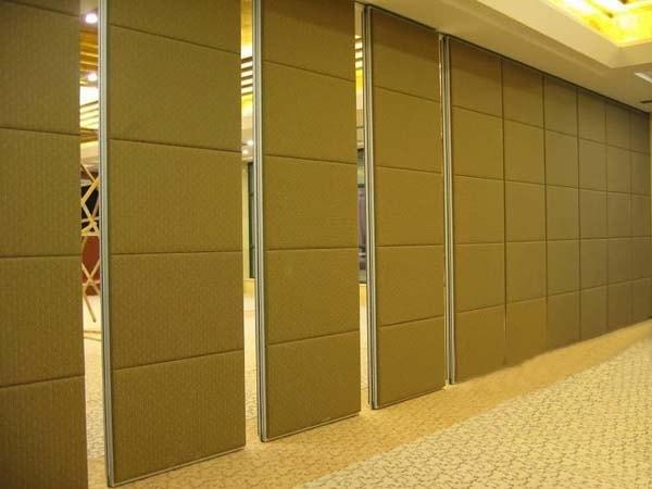 4 Ưu điểm của vách ngăn di động trong thiết kế nội thất hội trường