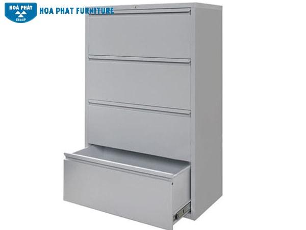 Tủ sắt văn phòng Hòa Phát TU4FN