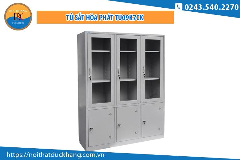 Tủ tài liệu sắt Hòa Phát TU09K7CK