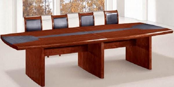 Veneer rất thích hợp sử dụng làm bàn họp