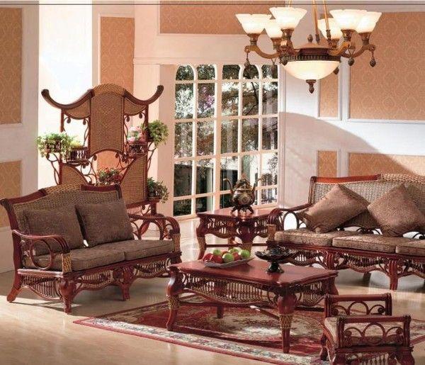 Đồ nội thất bằng gỗ phù hợp cho gia chủ mệnh Mộc