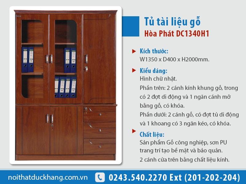 Tủ tài liệu DC1340H1