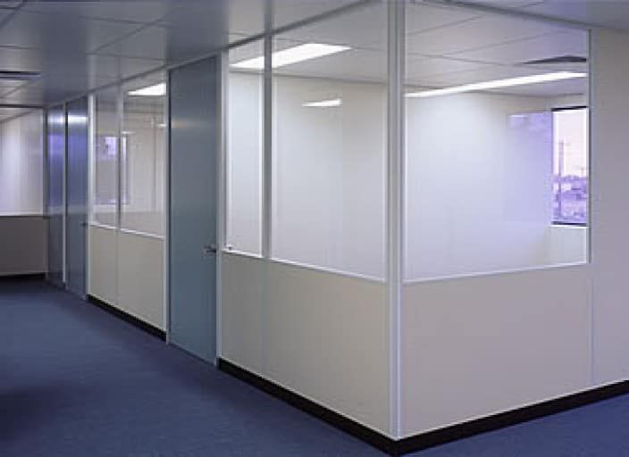 Vách ngăn văn phòng di động linh hoạt