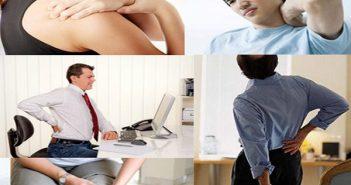 tác hại của bệnh đau vái gáy
