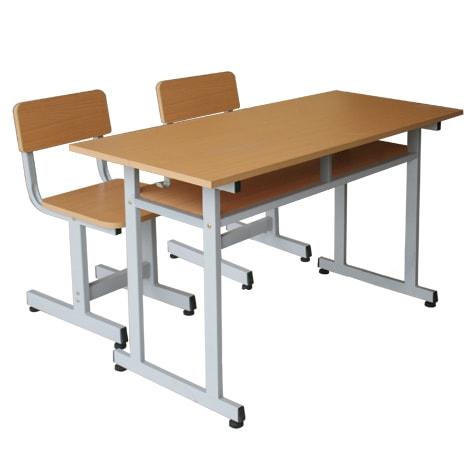 Mẫu bàn ghế học sinh Hòa Phát BHS110-4