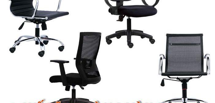 Review 4 mẫu ghế văn phòng màu đen giá dưới 1,5 triệu đồng