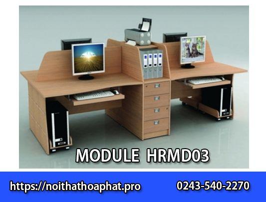 Module bàn 4 chỗHRMD03
