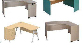 Những mẫu bàn làm việc chữ L giúp bạn tối ưu không gian góc
