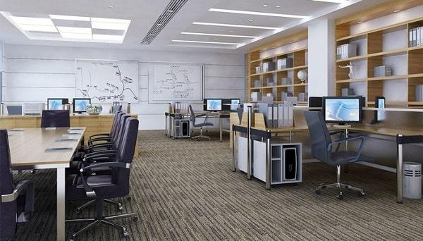 Không gian trong văn phòng cần được tối ưu hóa