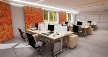 Tư vấn lựa chọn phong cách thiết kế văn phòng 40m2