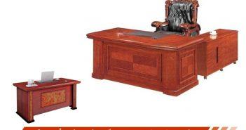 Những mẫu bàn giám đốc sơn PU được ưa chuộng nhất hiện nay