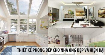 Cách thiết kế phòng bếp cho nhà ống đẹp và hiện đại 3